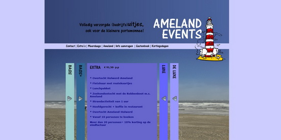 Ameland Events